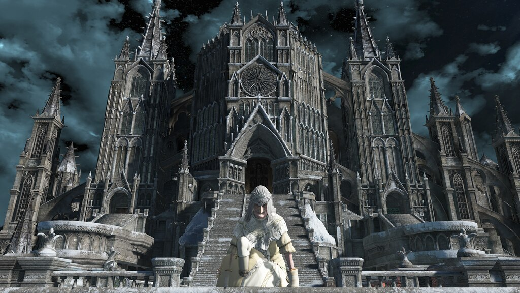 Lothric Unfiltered Mod
