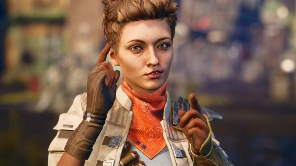 The Outer Worlds Mod