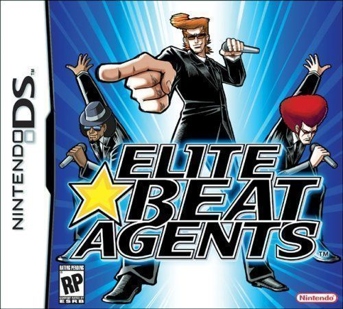 Elite Beat Agents ROM