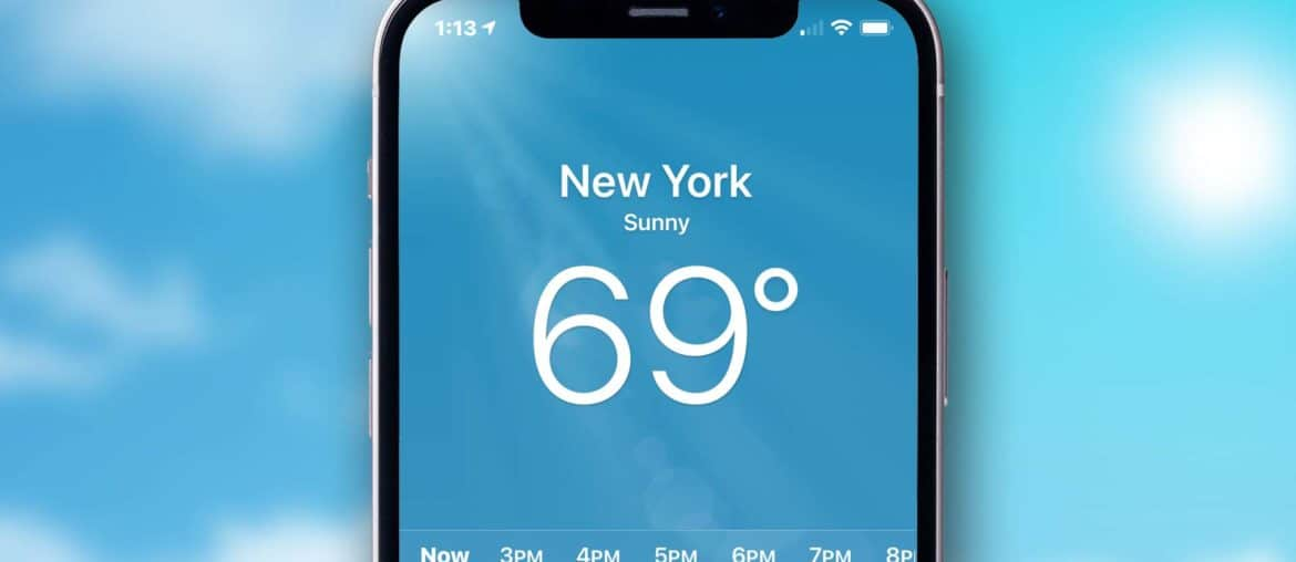 why-apple-weather-isnt-showing-69-degrees